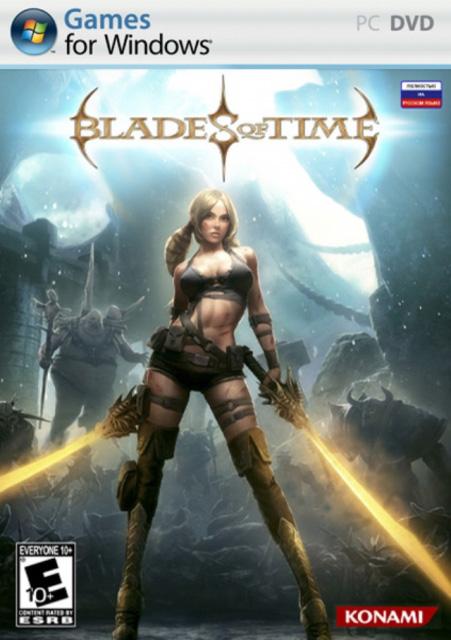 Blades of Time в 3D c NVIDIA 3D Vision