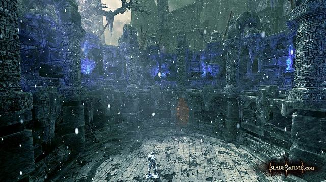 Blades of Time в 3D: демо-версия