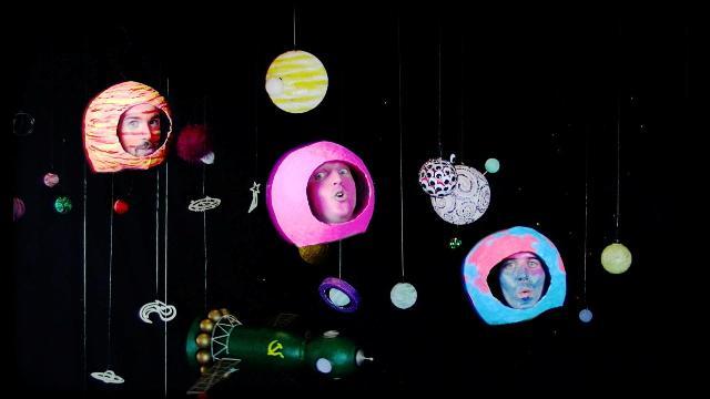 Психоделический поп-рок-клип «Balloon in the City» группы Cheers Elephant