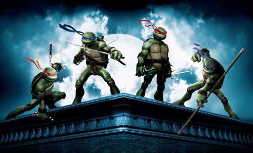 Мировая премьера 3D-мультика «Черепашки-ниндзя» запланирована на 25 декабря 2013 года