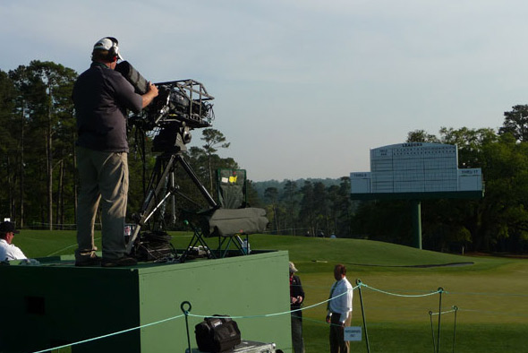 соревнования по гольфу Masters Golf