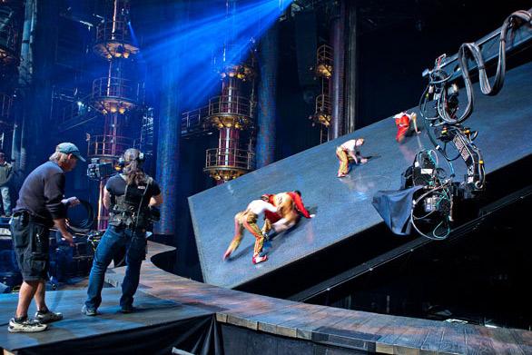 сотрудничество CPG с канадским цирком Cirque du Soleil