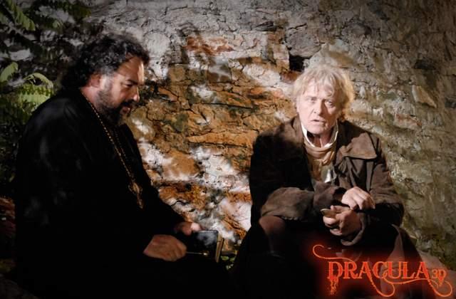 Фильм ужасов «Дракула 3D» («Dracula 3D») в формате стерео 3D