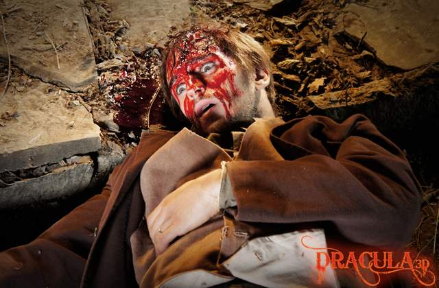 Унакс Угальде (Unax Ugalde) в 3D-фильме «Дракула 3D» («Dracula 3D»)