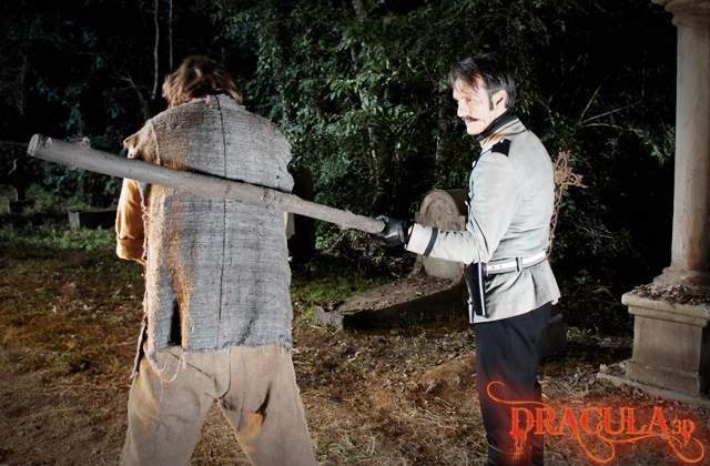 Марта Гастини (Marta Gastini) в 3D-фильме «Дракула 3D» («Dracula 3D»)