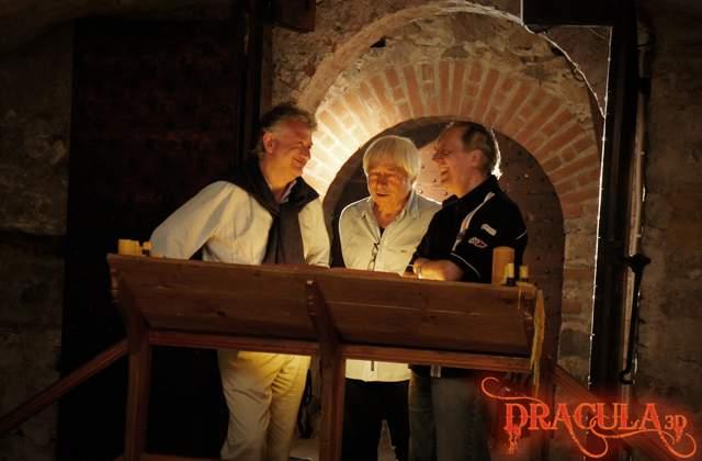 3D-фильм «Дракула 3D» («Dracula 3D») Дарио Ардженто (Dario Argento)
