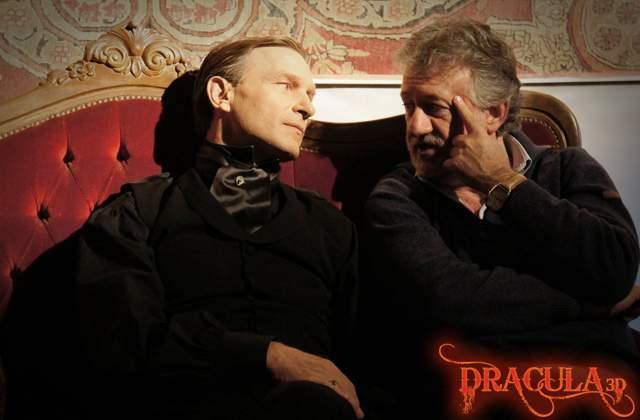 Трейлер к 3D-фильму «Дракула 3D» («Dracula 3D»)