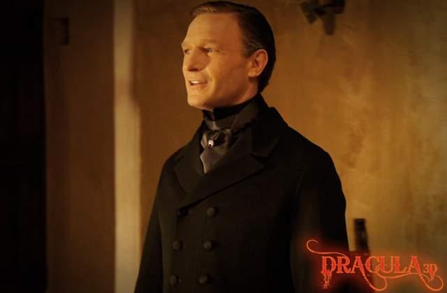 Съемки 3D-фильма «Дракула 3D» («Dracula 3D»)