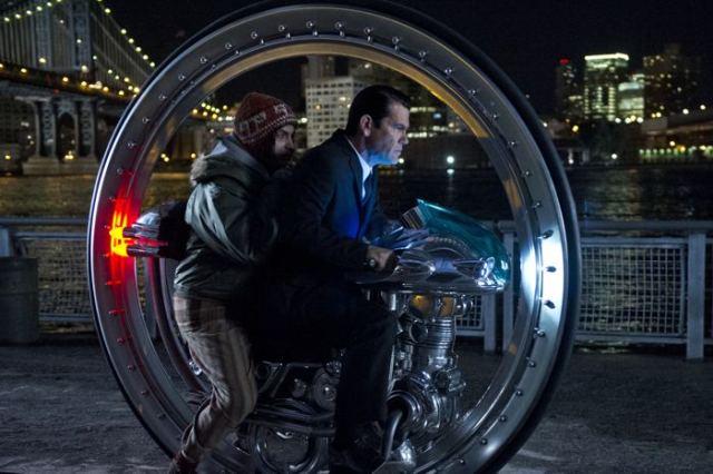 Российская премьера «Люди в черном 3» («Men in Black III») в 3D 24 мая 2012 года