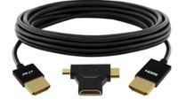"""Универсальный набор кабелей """"HDMI 3-в-1"""" от PNY"""