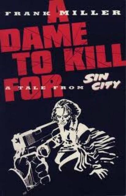 3D-фильм «Sin City: A Dame To Kill For» («Город грехов: Женщина, за которую стоит убивать»)