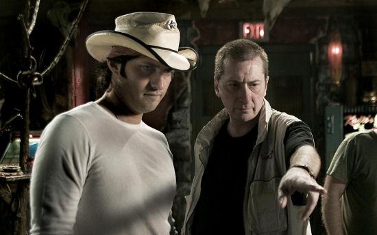 3D-фильм «Город грехов 2» («Sin City: A Dame To Kill For») от режиссеров Роберта Родригеса (Robert Rodriguez) и Фрэнка Миллера (Frank Miller)