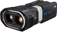 Full HD 3D-камера JVC GS-TD1 уже в продаже