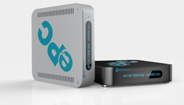 ViewPoint 3D разработала 3D-медиапроигрыватель ePC