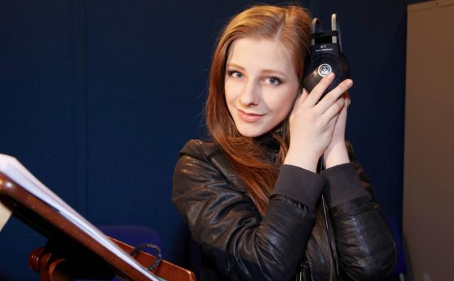 Елизавета Арзамасова озвучила Мериду в 3D-мультике «Храбрая сердцем» (Brave)
