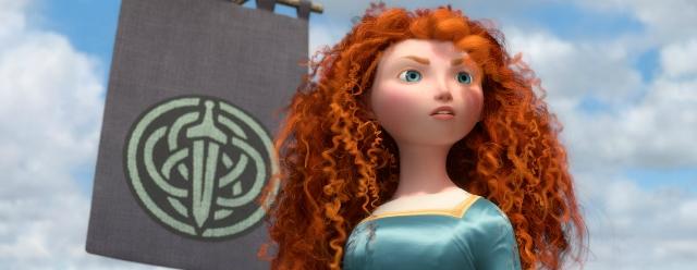 Создание 3D-мультика «Храбрая сердцем» (Brave)