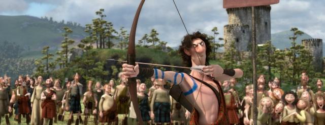 3D-мультик «Храбрая сердцем» (Brave): впечатления Марка Эндрюса (Mark Andrews)