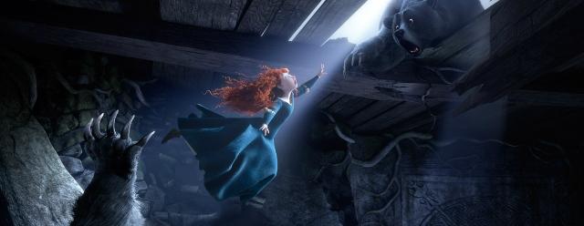 3D-мультик «Храбрая сердцем» (Brave): впечатления Бренды Чэпман (Brenda Chapman)