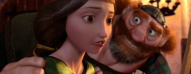 3D-мультик «Храбрая сердцем» (Brave): впечатления создателей