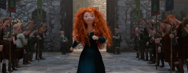 3D-мультик «Храбрая сердцем» (Brave): персонажи анимации