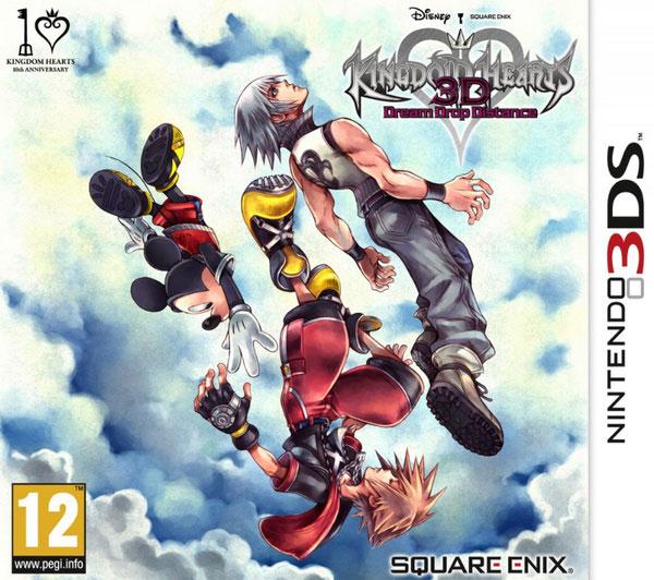 Kingdom Hearts 3D: Dream Drop Distance от Square Enix для Nintendo 3DS XL