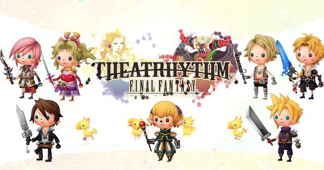 Theatrhythm Final Fantasy от Square Enix для Nintendo 3DS XL