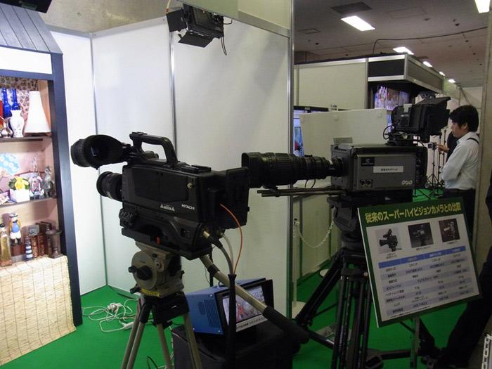 Видеокамера разработана при сотрудничестве инженеров Hitachi Kokusai Electric