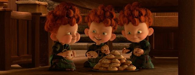 3D-мультик «Храбрая сердцем» (Brave): впечатления Джона Лассетера (John Lasseter)