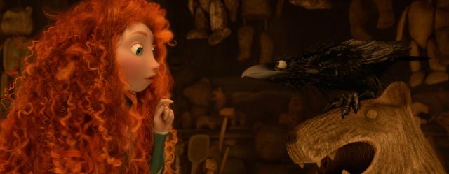 3D-мультик «Храбрая сердцем» (Brave): создание мультфильма
