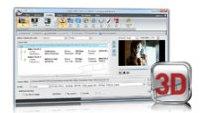 Axara Media 2D to 3D Video Converter: утилита для конвертации