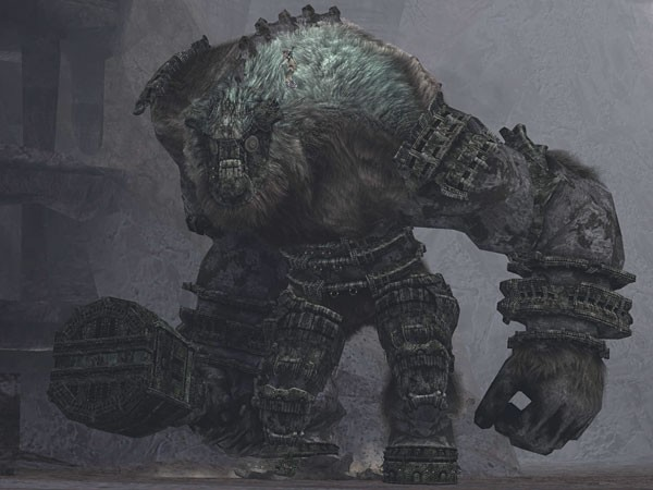 Игра «Shadow of the Colossus»
