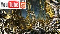 Динамическая живопись: новый жанр в искусстве на YouTube 3D