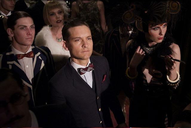 Мировая премьера 3D-ленты «Великий Гэтсби» запланирована на 25 декабря 2012 года