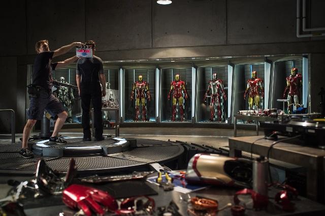 3D-фильм  «Железный человек 3» (Iron Man 3)