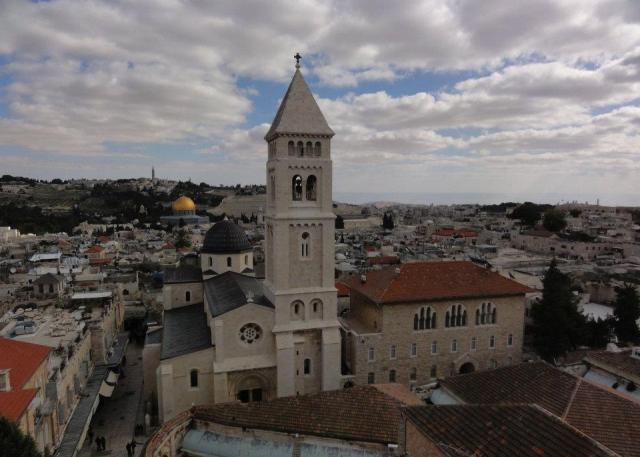 Съемки 3D-ленты «Иерусалим 3D» закончились в апреле 2011 года