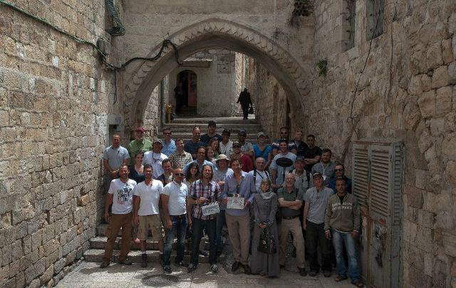 3D-ленты «Иерусалим 3D» 11
