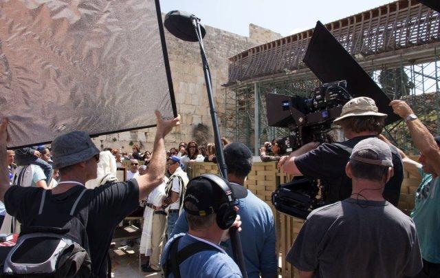 Исполнительный продюсер 3D-ленты «Иерусалим 3D» – Джэйк Эбертс