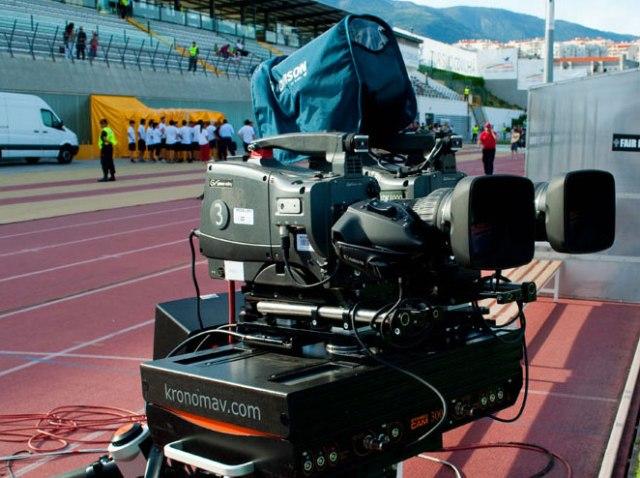 Техника Kronomav IN3D LIVE на Олимпиаде-2012 в Лондоне