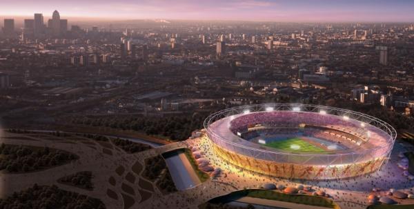 Техника Kronomav на Олимпийских Играх-2012 в Лондоне
