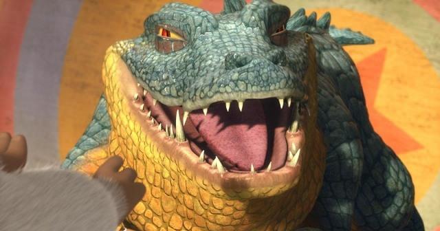 Роб Шнайдер в 3D-мультике «Пушистые против зубастых 3D»