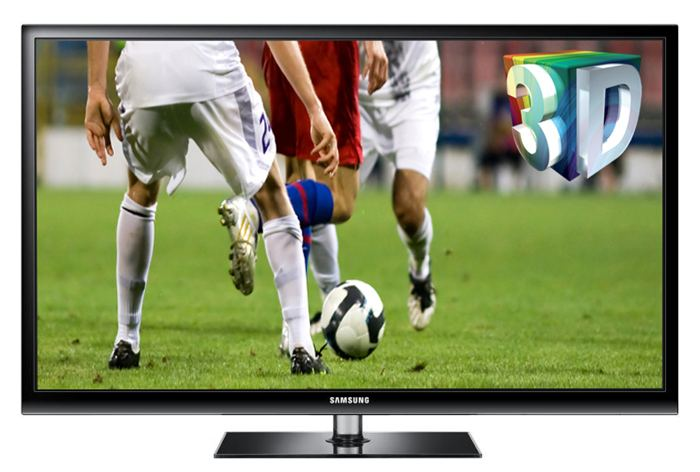 Плазменные 3D-телевизоры Samsung E490