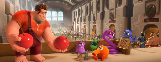 Мировая премьера 3D-мультика «Ральф-разрушитель» назначена на 1 ноября 2012 года