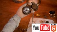 Кукольный 3D-мульт «Часы реальности»: YouTube 3D-трейлер