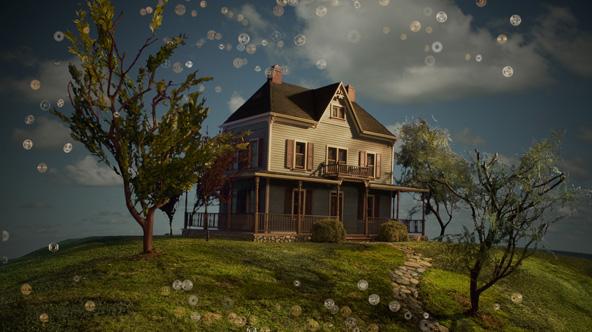 Кукольный 3D-мультфильм «Часы реальности» («The Reality Clock») от Аманды Тассе (Amanda Tasse)