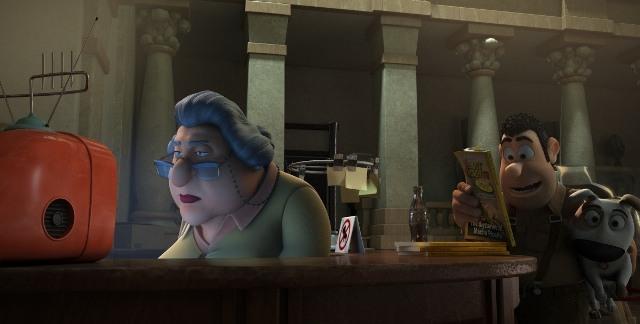 Премьера 3D-мультика «Тэд Джонс и Затерянный город» запланирована на 18 октября 2012 года