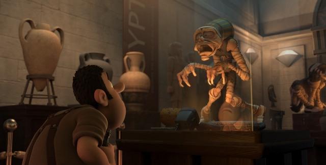 Режиссер 3D-мультика «Тэд Джонс и Затерянный город» – Энрике Гато