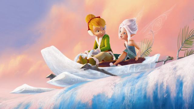 3D-анимация «Феи: Сказочный лес» (Tinker Bell: Secret of the Wings)