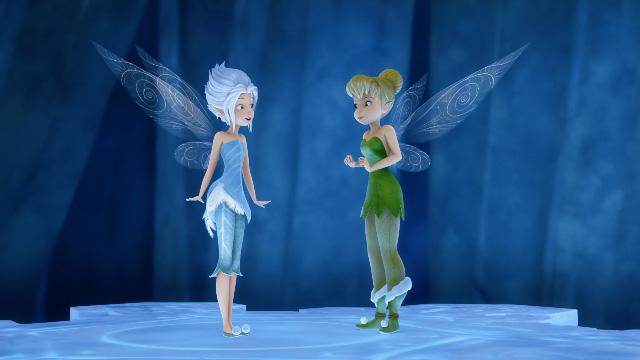 3D-мультфильм Disney «Феи: Сказочный лес» (Tinker Bell: Secret of the Wings)