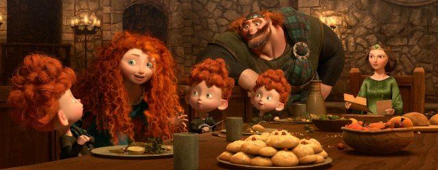 3D-фильм «Храбрая сердцем» от Pixar Animation Studios