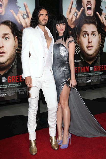 3D-лента «Кэти Перри: Частичка меня» о Расселе Брэнде